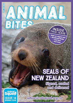 Seals of New Zealand