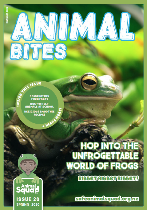 Fascinating Frogs